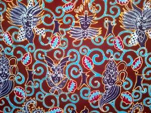 Karya seni Batik Khas Banten - Kumpulan Karya Seni Nusantara 2707edaf29