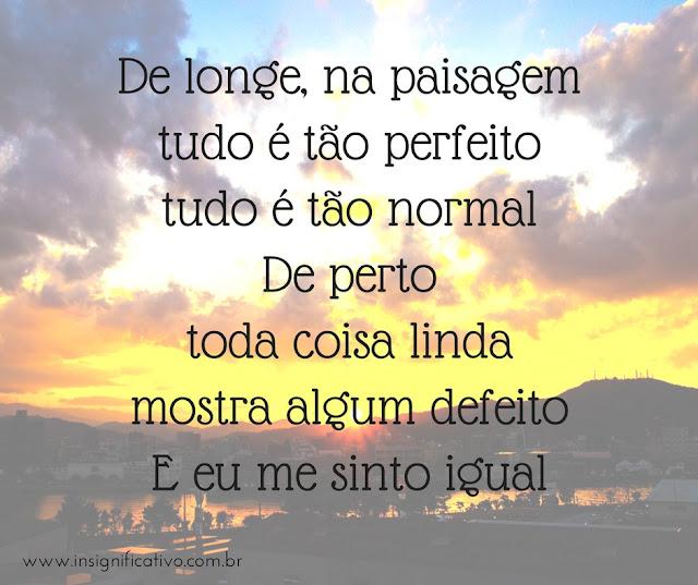 Paisagem - Luiza Possi
