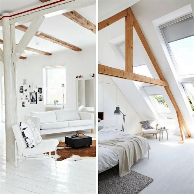 skandynawskie wnętrze, białe podłogi, podłogi w stylu skandynawskim