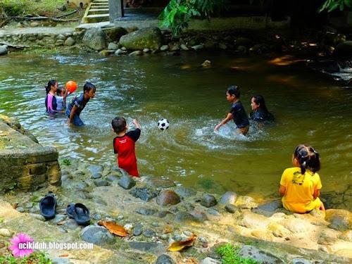 Sungai Congkak Destinasi Riadah Hujung Minggu