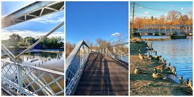 Various images of New Bridge