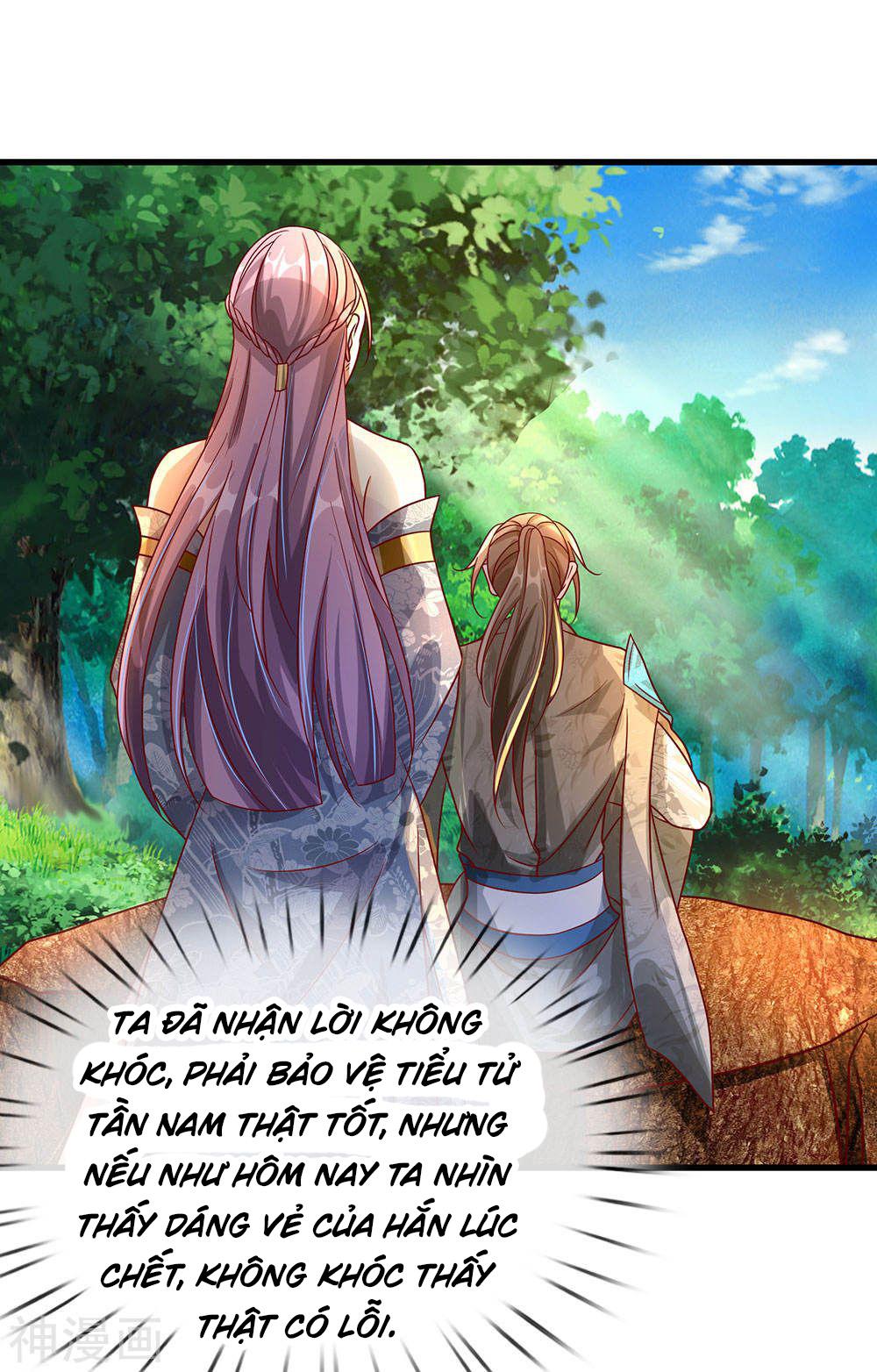 Nghịch Thiên Kiếm Thần chap 88 - Trang 11