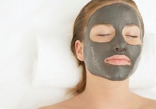 khasiat masker lumpur untuk kecantikan wajah