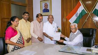 governor-invite-yedurappaa-to-form-government-in-karnataka