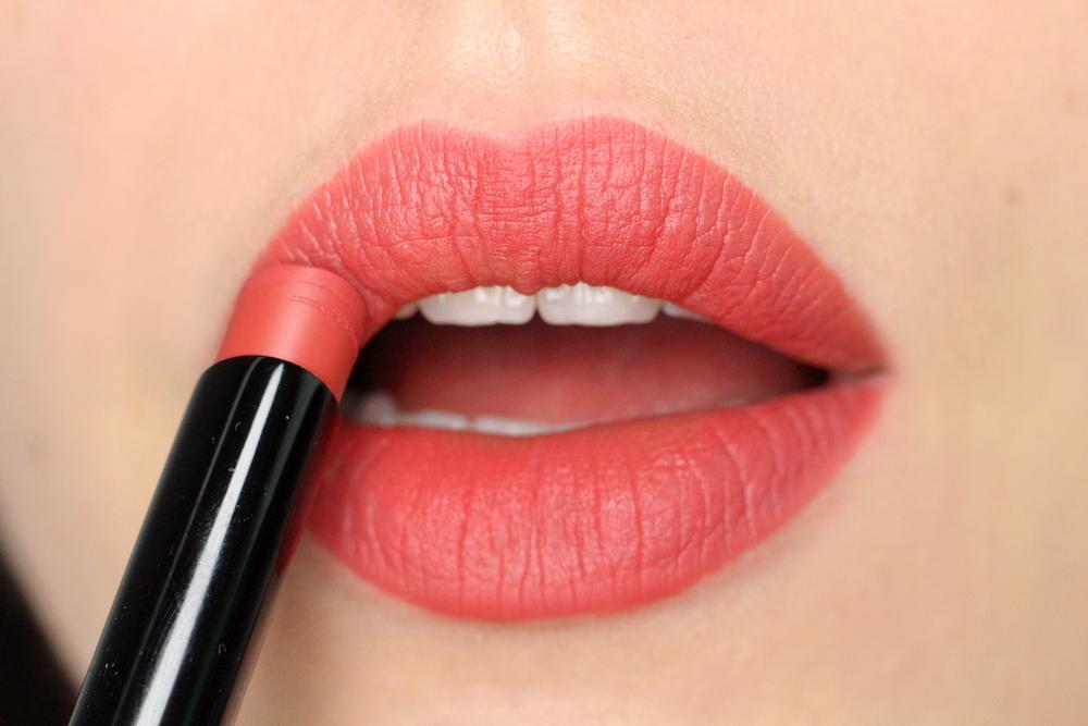 bareMinerals BarePro Lipstick Geranium