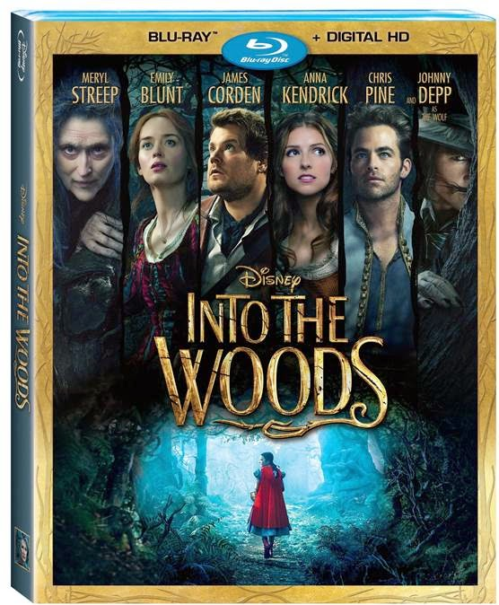Blu-ray Review: Into The Woods