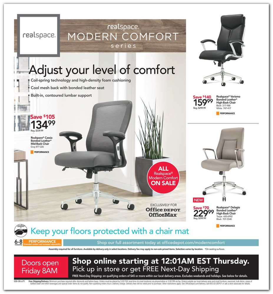 Office Depot® & Officemax® Black Friday 2019 page 6