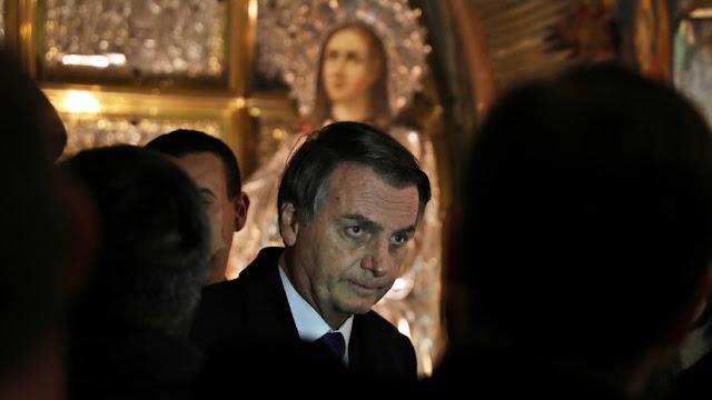"""Bolsonaro dice tener ante sí una """"misión de Dios"""" y asegura que fue un """"milagro"""" ganar las elecciones"""