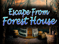 Top10NewGames Escape From Forest House