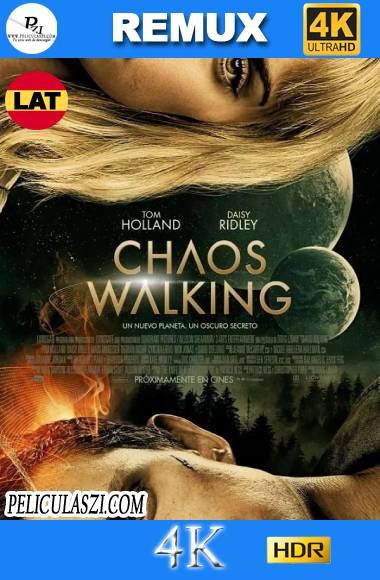 Chaos Walking (2021) Ultra HD REMUX 4K HDR Dual-Latino VIP