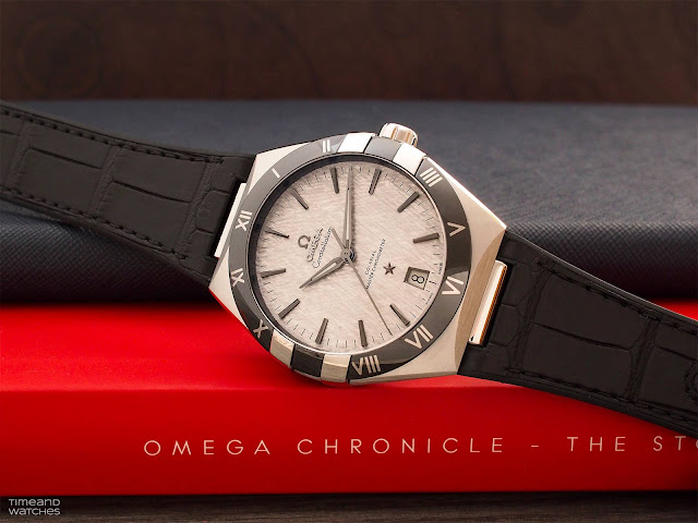 Omega Constellation Gents 41 mm 131.33.41.21.06.001