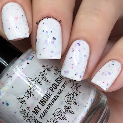 my indie polish started from the bottom swatches indie expo canada 2018 exclusive