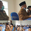 Wabup Ami Taher Pimpin Briefing Rutin Tim Satgas Penanganan Covid-19 Kerinci di Bukit Tengah