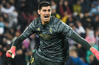 Courtois wants to work alongside Iker Casillas at Real Madrid