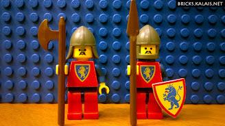 Renowacja minifigurek LEGO z lat 80-tych
