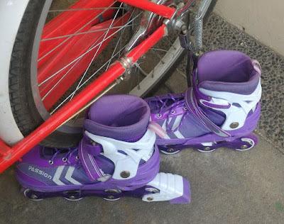 Sepatu Roda Bibah