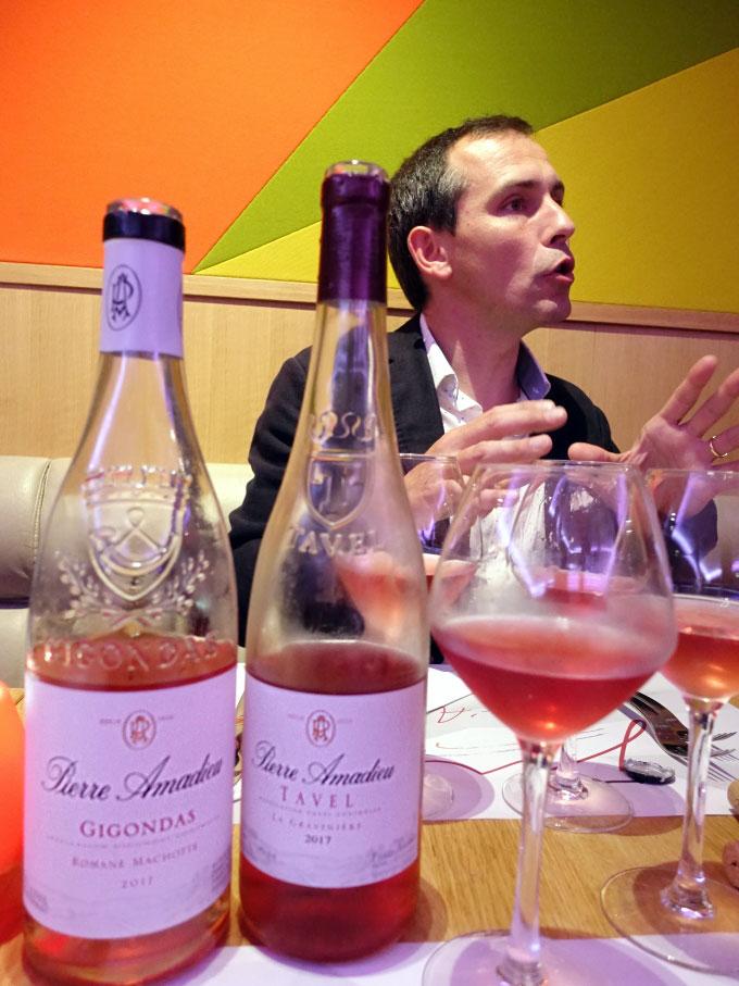 Henri-Claude Amadieu, Pierre Amadieu