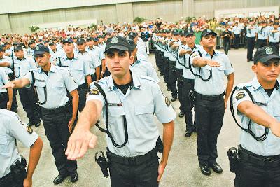 REFORÇO: AL aprova concurso com 4200 vagas para Polícia Militar