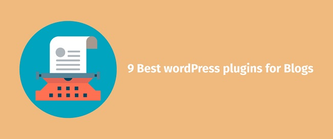 10 Best WordPress Plugins For Your Blog