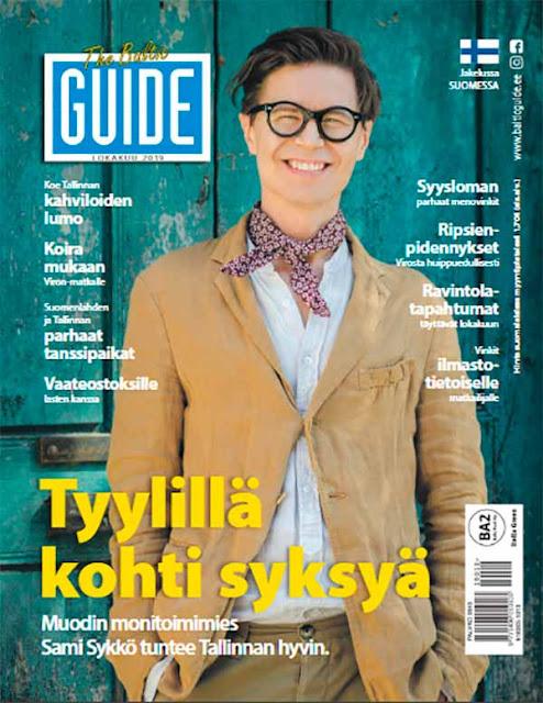 Baltic Guide Lokakuu 2019 Nettilehti
