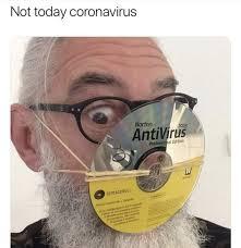 Caronavirus funny picture