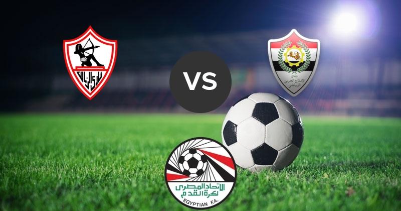 مشاهدة مباراة الزمالك ضد الانتاج الحربي 22-04-2021 بث مباشر في الدوري المصري