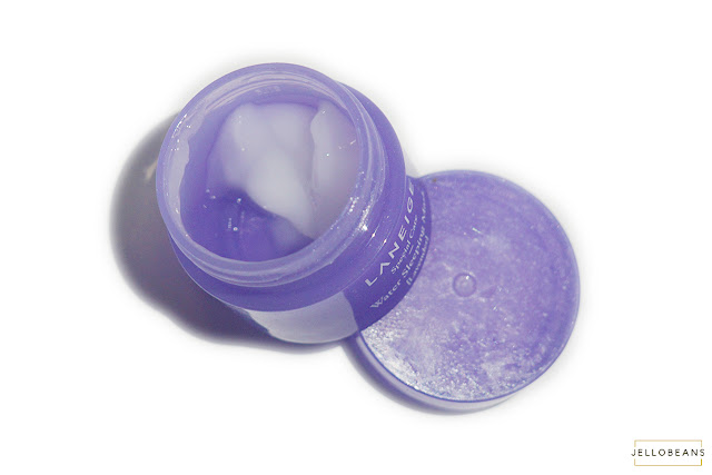 Laneige Special Care Water Sleeping Mask Lavender