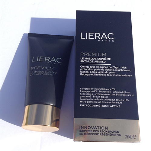 LIERAC Premium The Supreme Mask Absolute Anti-Aging ~ #Review