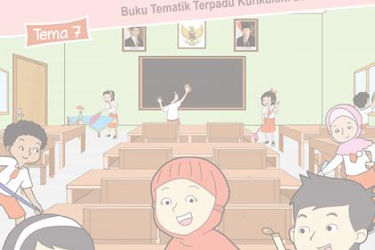 Buku Siswa Kelas 2 SD/MI Tema 7: Kebersamaan