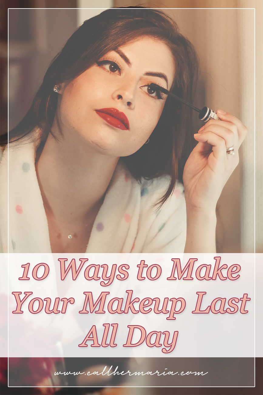 How Makeup your Makeup Long Lasting All Day - Pinterest
