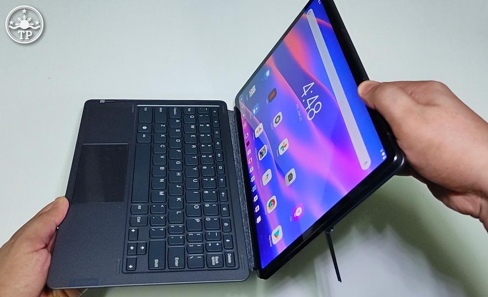 Lenovo Tab P11 Pro, Lenovo Tab P11 Pro Philippines, Lenovo Tab P11 Pro Keyboard Case Pack