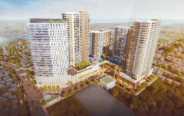 Davao City: Citadines Riverside Davao to rise soon