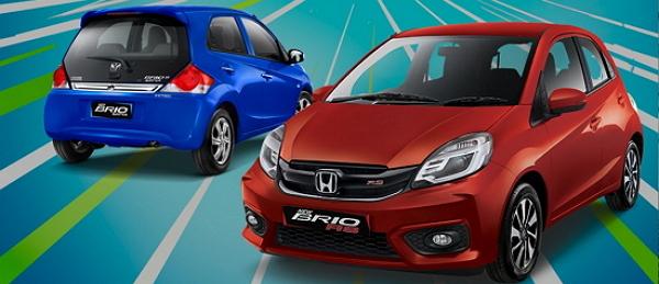 Spesifikasi dan Harga Honda Brio Terbaru