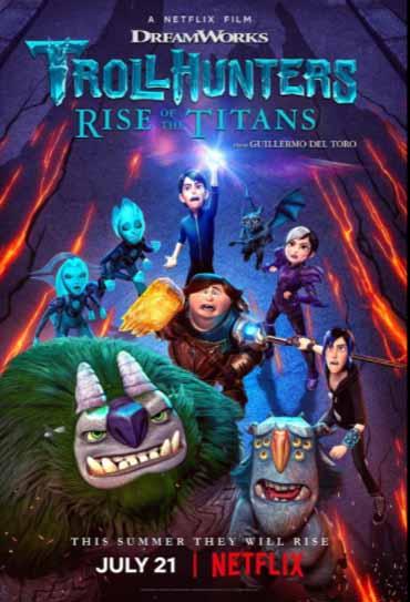 Caçadores de Trolls: A Ascensão dos Titãs Torrent Thumb
