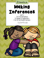https://www.teacherspayteachers.com/Product/Freebie-Making-Inferences-Mini-Passages-with-Differentiated-Graphic-Organizers-1188647