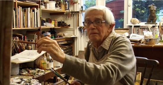 Bernard Dunstan RA PPRWA NEAC (1920 - 2017)
