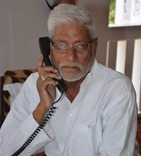 #JaunpurLive : शिया कालेज ट्रस्ट के सदस्य सैय्यद जफर अब्बास का निधन