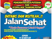 Download Contoh Pamflet Jalan Sehat.cdr