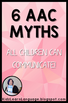 AAC myths