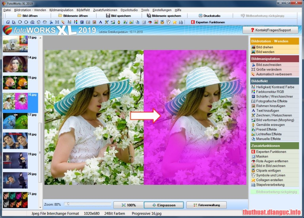 Download FotoWorks XL 2019 v19.0.5 Full Crack