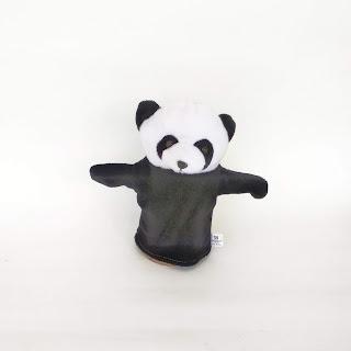 Boneka Tangan Hewan Panda Animal Hand Puppets