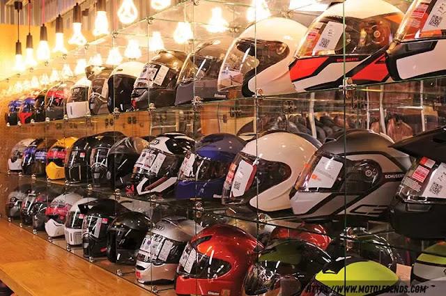 helmet shop