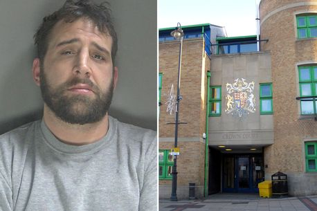 Man stabbed ex-workmate in a rage after five-year-long feud over a sausage roll