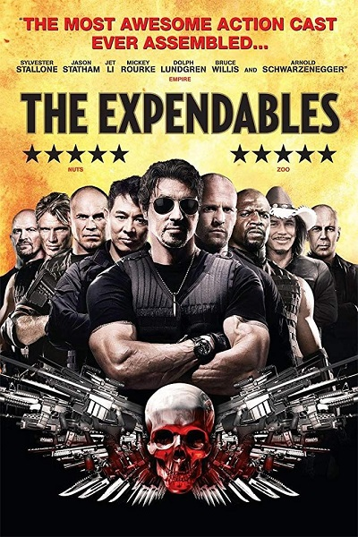 Download The Expendables (2010) Dual Audio [Hindi+English] 720p + 1080p Bluray ESubs