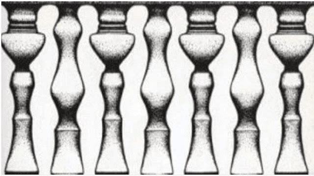 Tes keperibadian: Ilusi Optik Ini Ungkap Cara Berpikir Anda