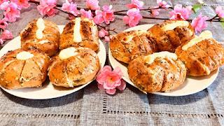 Làm bánh mì phô mai bơ tỏi công thức giảm béo ít đường 4