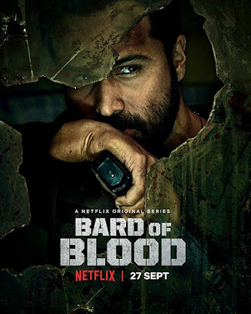 Poster Of Bard of Blood Season 01 2019 Watch Online Free Download