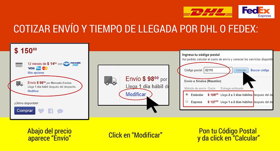 DHL o Fedex