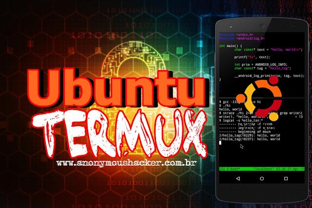 Como instalar o Ubuntu no Termux Android