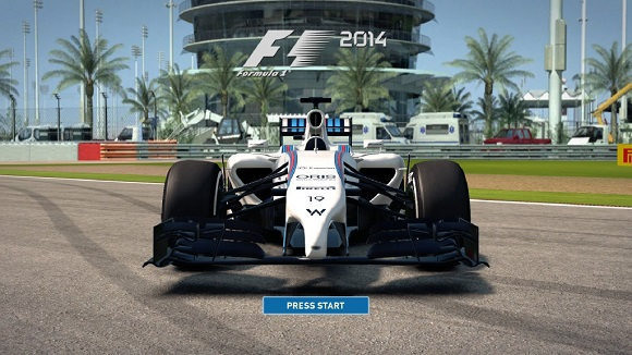 F1 2014 full version